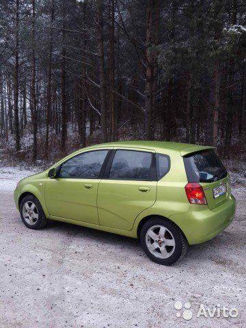 Chevrolet Aveo, 2006
