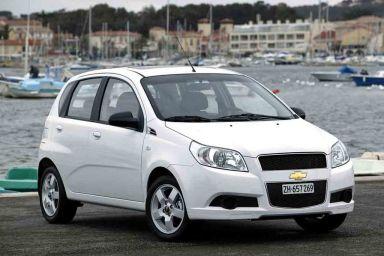 Chevrolet Aveo 2011 отзыв автора | Дата публикации 31.07.2015.