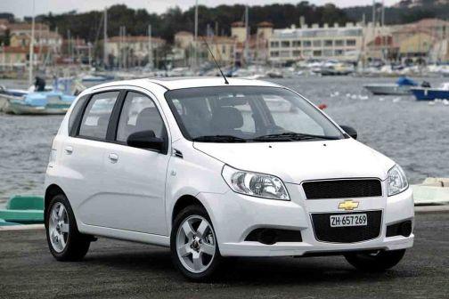 Chevrolet Aveo 2011 - отзыв владельца