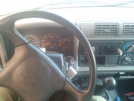 Chevrolet Blazer 1998 - отзыв владельца