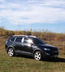 Chevrolet Captiva, 2012