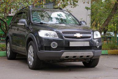 Chevrolet Captiva, 2009