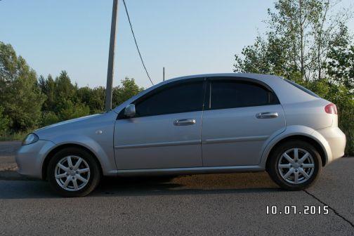 Chevrolet Lacetti 2006 - отзыв владельца