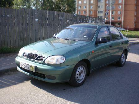 Chevrolet Lanos 2006 - отзыв владельца