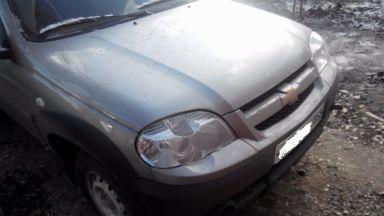 Chevrolet Niva 2014 отзыв автора | Дата публикации 20.09.2015.