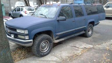 Chevrolet Suburban, 1996