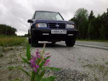 Chevrolet Tracker, 1998