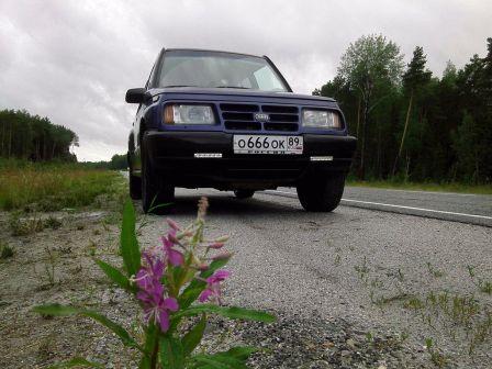 Chevrolet Tracker 1998 - отзыв владельца