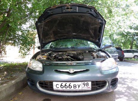 Chrysler Sebring 2002 - отзыв владельца