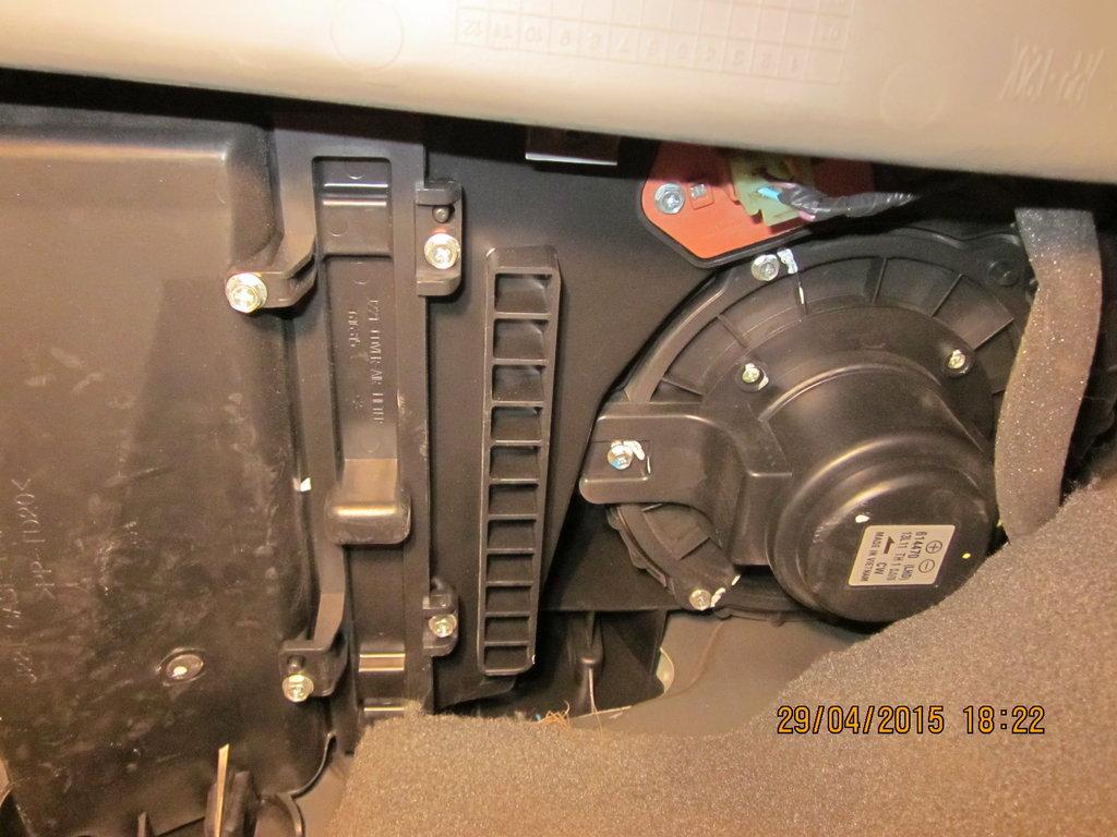 chevrolet lacetti диффузор на крышке воздушного фильтра