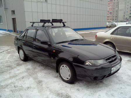 Daewoo Nexia 2011 - отзыв владельца