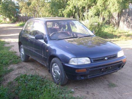 Daihatsu Charade 1994 - отзыв владельца