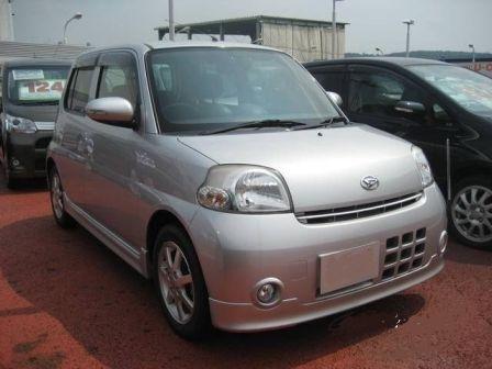 Daihatsu Esse 2007 - отзыв владельца