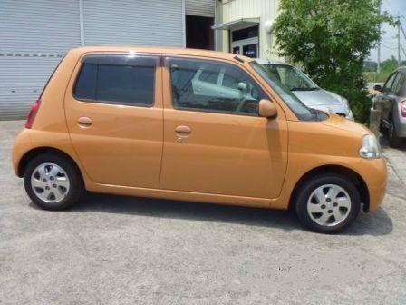 Daihatsu Esse 2009 - отзыв владельца