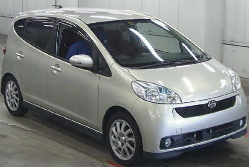 Daihatsu Sonica 2006 - отзыв владельца