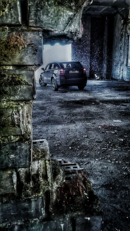 Dodge Caliber 2007 - отзыв владельца