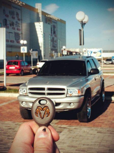 Dodge Durango 2002 - отзыв владельца