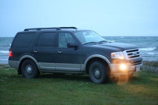 Ford Expedition 2010 - отзыв владельца