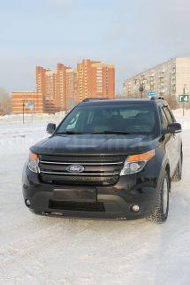 Ford Explorer, 2012