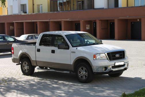 Ford F150 2006 - отзыв владельца