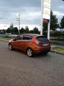 Ford Fiesta, 2015