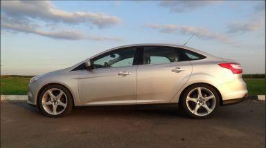 Ford Focus 2013 отзыв автора | Дата публикации 07.08.2015.