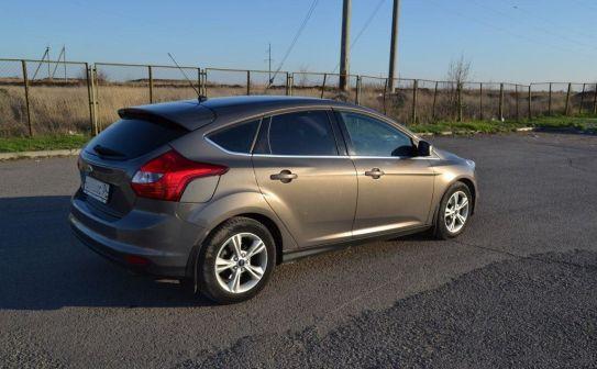 Ford Focus 2011 - отзыв владельца