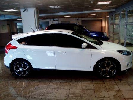 Ford Focus 2014 - отзыв владельца