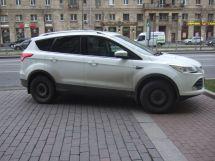 Ford Kuga, 2015