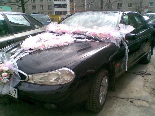 Однажды даже был моня в качестве авто кортежа )))