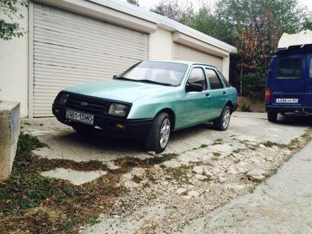 Ford Sierra 1983 - отзыв владельца