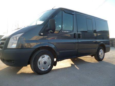 Ford Transit 2007 - отзыв владельца
