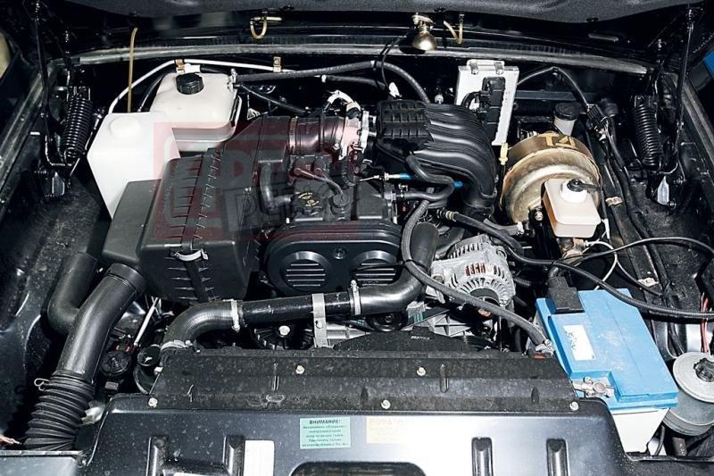 сколько время требуется для прогрева двигателя газ 31105 крайслер