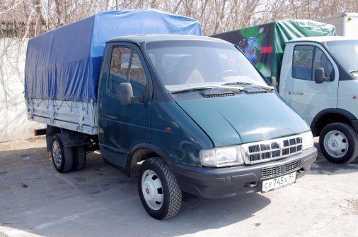 ГАЗ ГАЗель 2008 - отзыв владельца