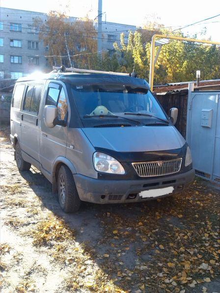 ГАЗ Соболь 2006 - отзыв владельца