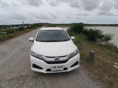 Honda City 2014 - отзыв владельца