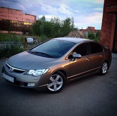Honda Civic, 0