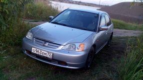 Honda Civic Ferio 2001 отзыв владельца | Дата публикации: 02.10.2015