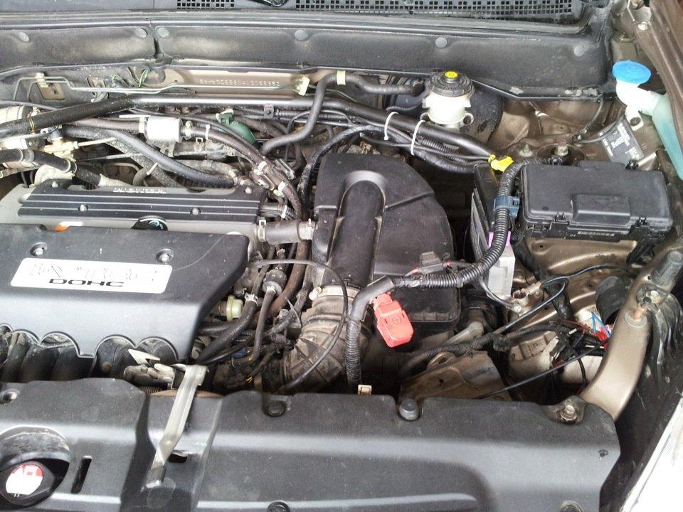 хонда чистка дроссельной заслонки