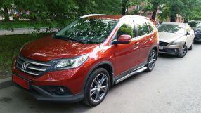 Honda CR-V, 2012