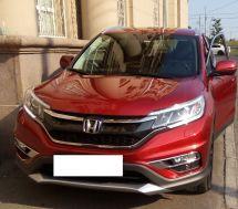 Honda CR-V 2015 отзыв владельца | Дата публикации: 11.08.2015