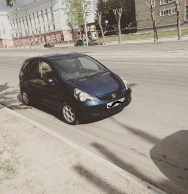 Honda Fit 2003 отзыв автора | Дата публикации 26.05.2015.
