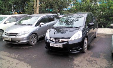 Honda Fit Shuttle 2011 отзыв автора | Дата публикации 10.08.2015.