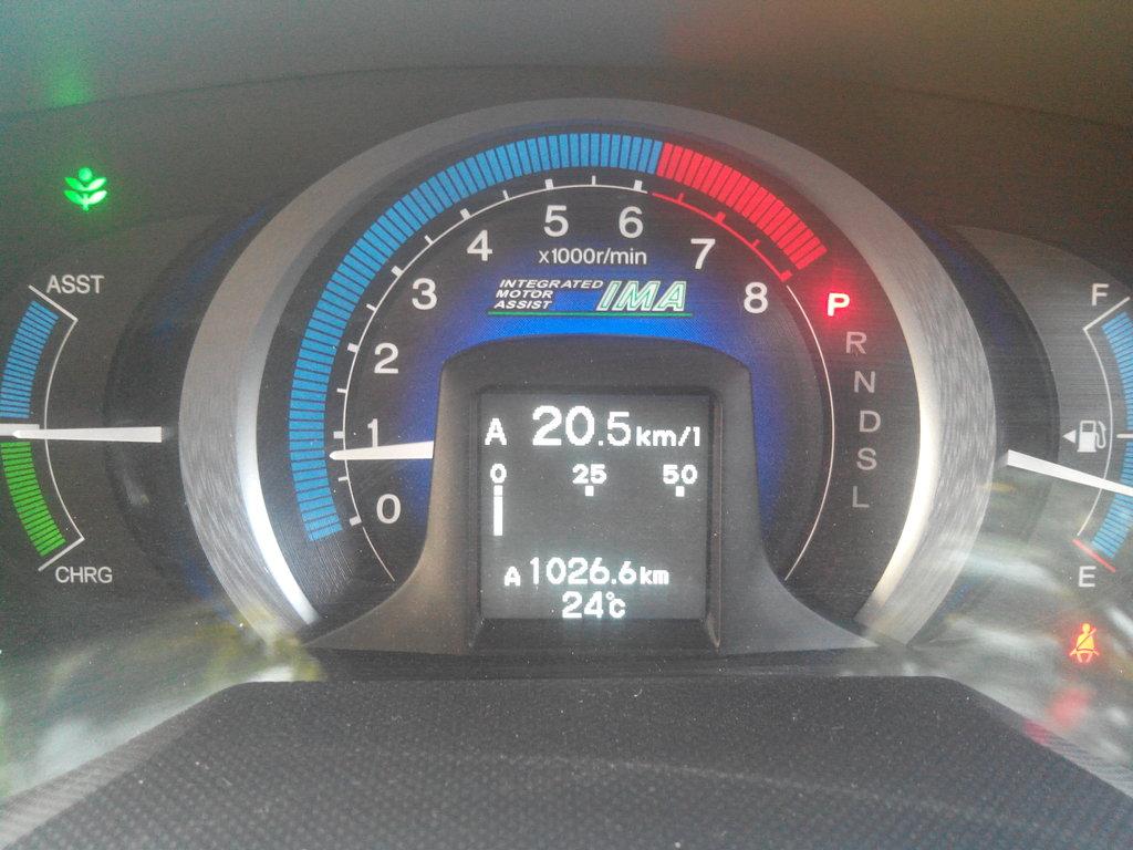 Просто расход при пробеге 1000 км.