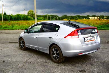 Honda Insight 2009 отзыв автора | Дата публикации 13.08.2015.