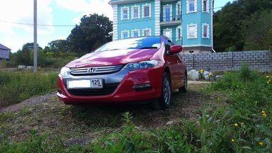 Honda Insight 2010 отзыв автора | Дата публикации 18.09.2015.