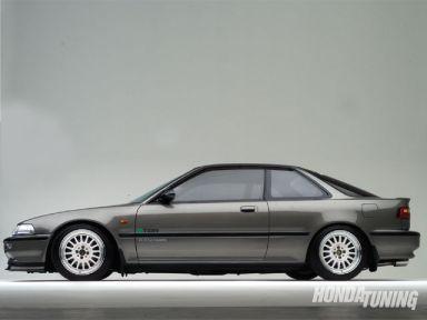 Honda Integra 1989 отзыв автора | Дата публикации 17.02.2011.