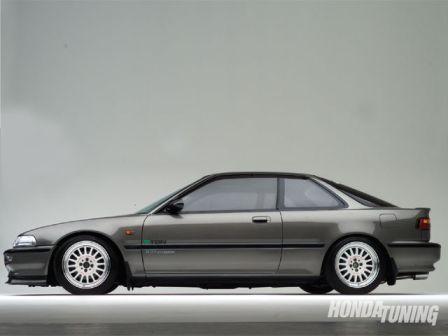 Honda Integra 1989 - отзыв владельца