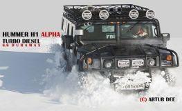 Hummer H1 Alpha, 2006