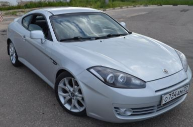 Hyundai Coupe, 2007